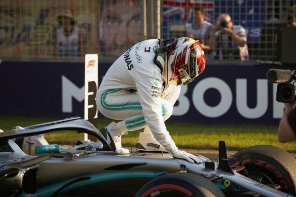 2019 Australian Grand Prix - Mercedes
