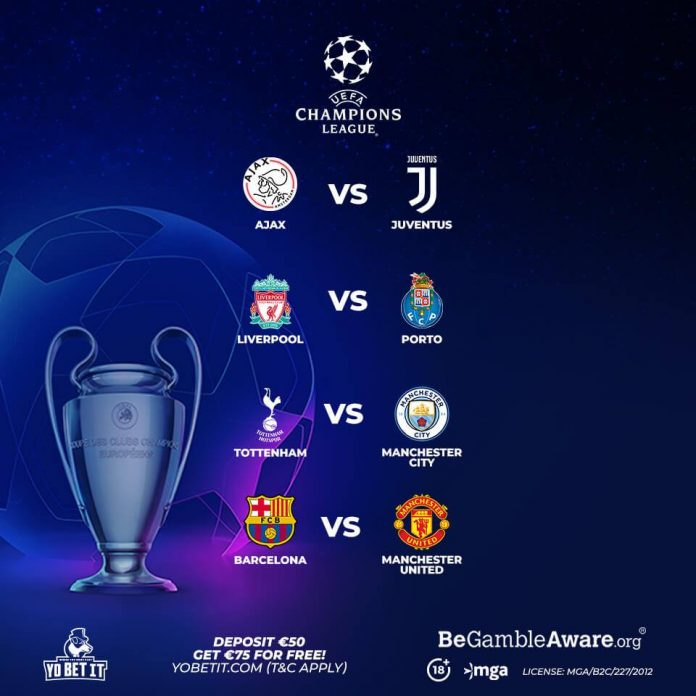 Full Champions League Draw 2019 Online Sports Blog