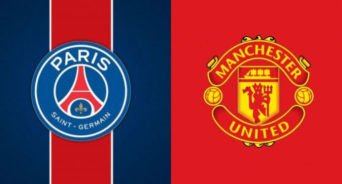 PSG 1-3 Man United Match Highlight
