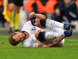 Harry Kane injury