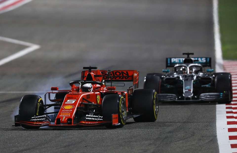 Vettel-Bahrain