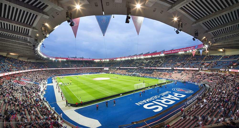 心に強く訴える Stade De Paris Parc Des Princes - さととめ