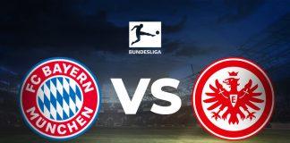 Bayern vs Eintracht