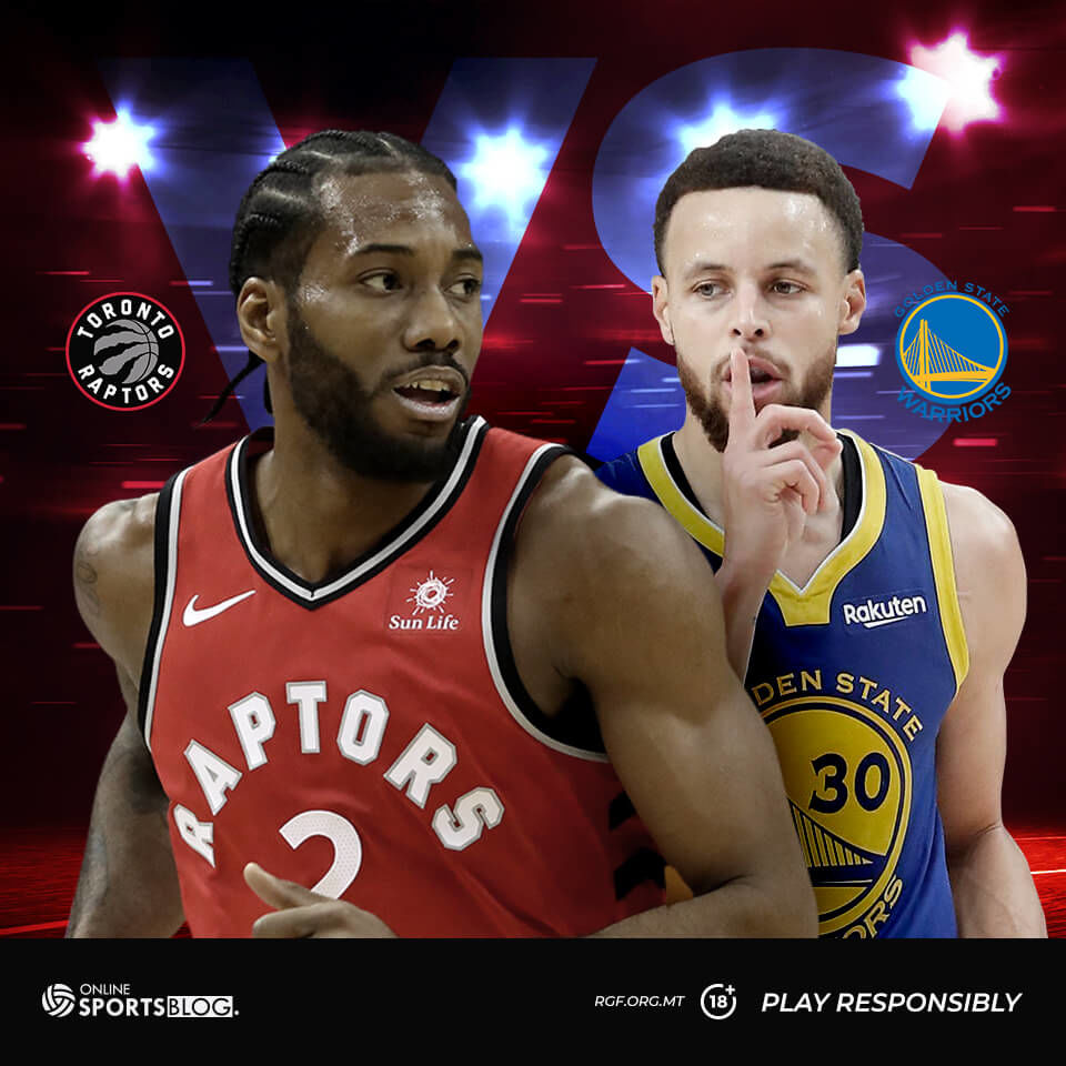 Raptors vs Warriors