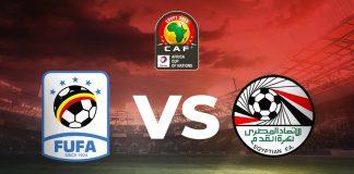 Uganda vs Egypt