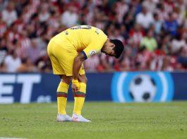 Suarez injury