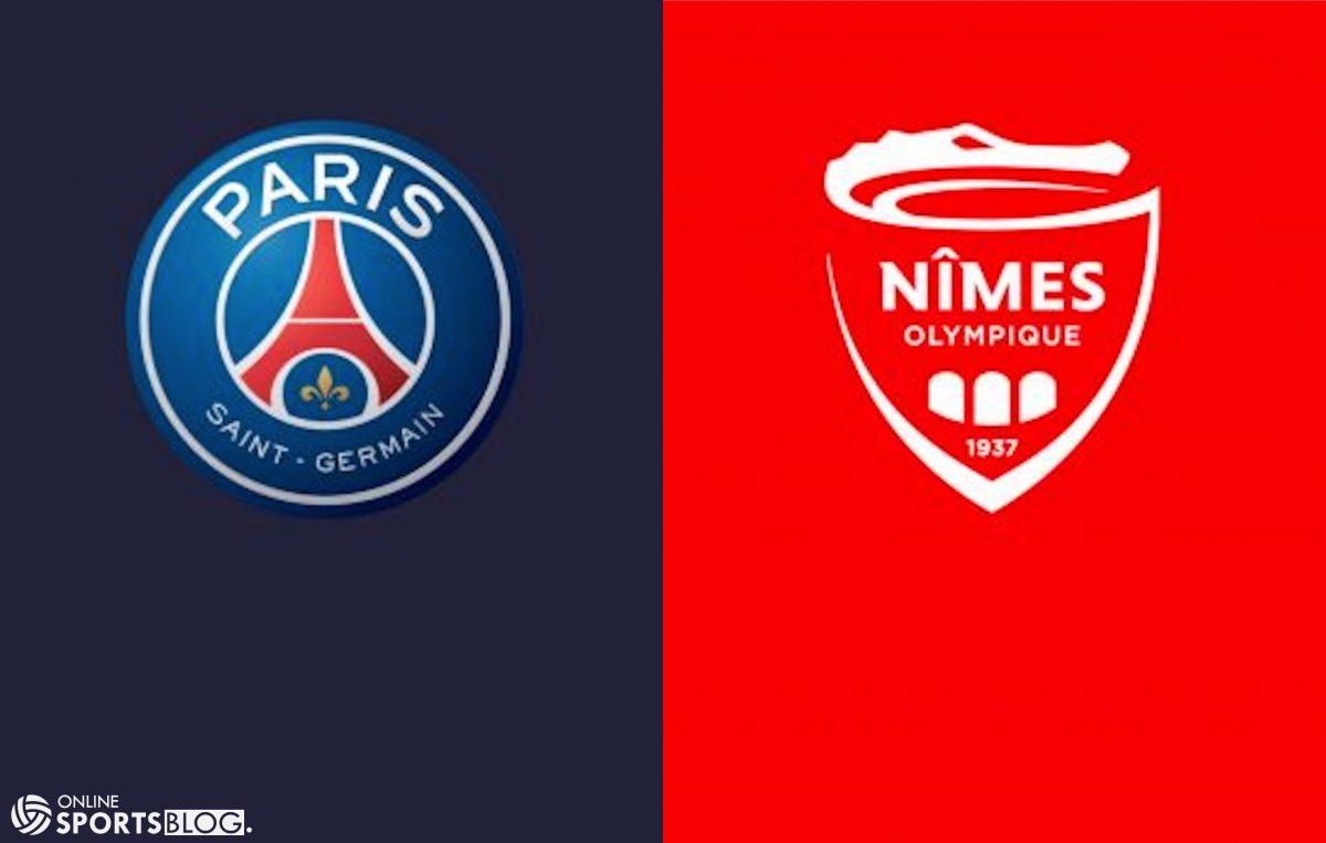 PSG-Nimes