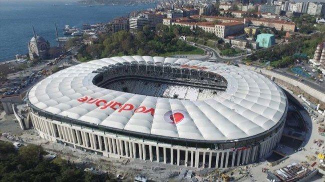 Vodafone Stadium Turkey