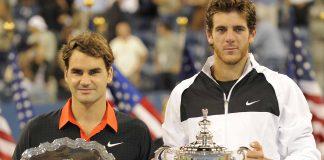 2009 Men's final – Roger Federer vs Juan Martin Del Potro