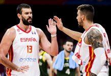 Spain FIBA