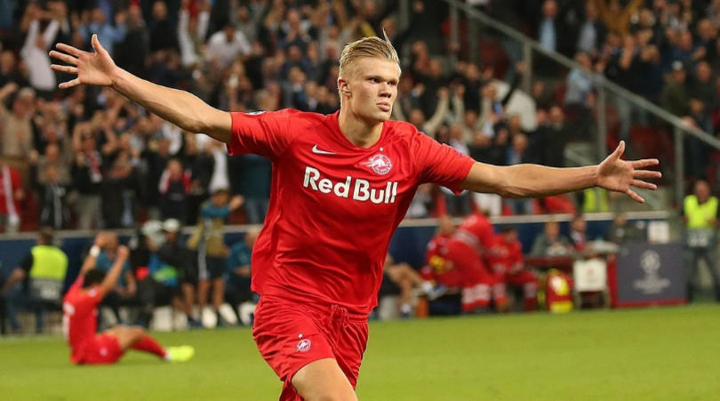 Erling Haaland-striker