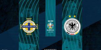 N Ireland vs Germany