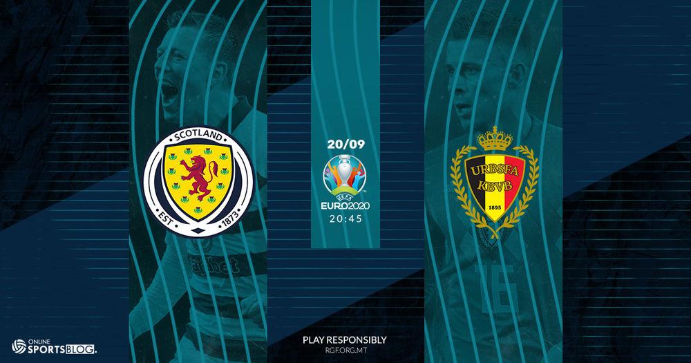 Scotland vs Belgium