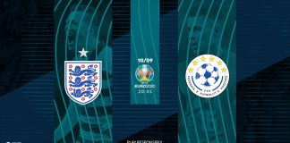 England vs Kosovo
