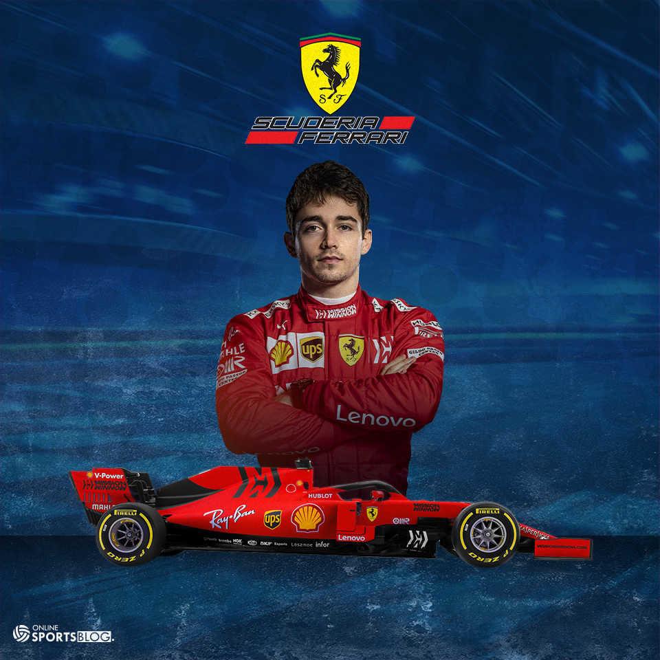 Leclerc Mexican Grand Prix