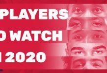 NBA Player watch list