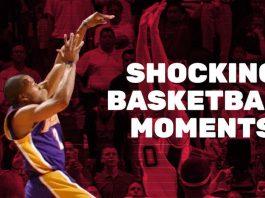 basketball moments