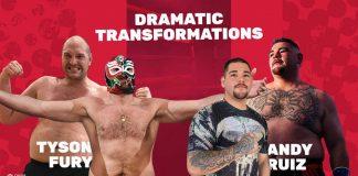 dramatic boxing transformations