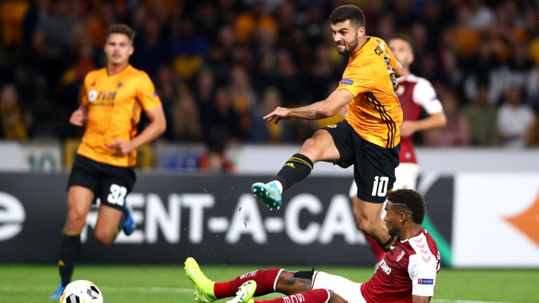 europa league-wolves