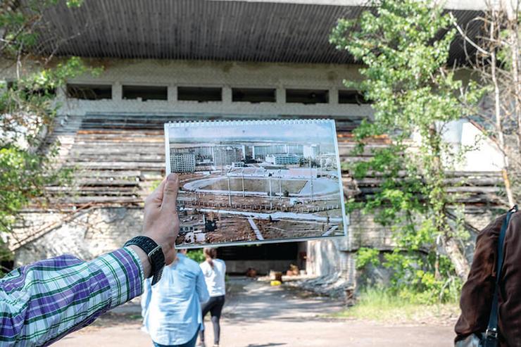 disaster Chernobyl