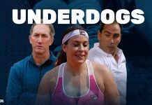underdog tennis