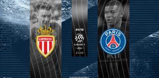 Ligue 1 Monaco vs PSG