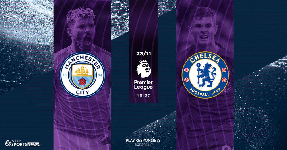 Manchester City vs Chelsea