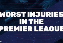 Premier League - injuries