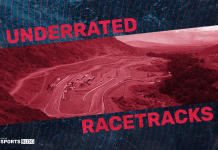 underrated racetracks
