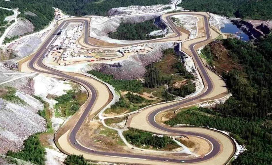 arctic circle raceway