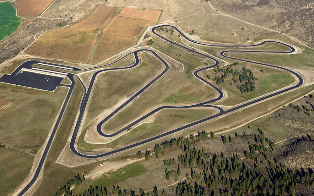 area 27 track