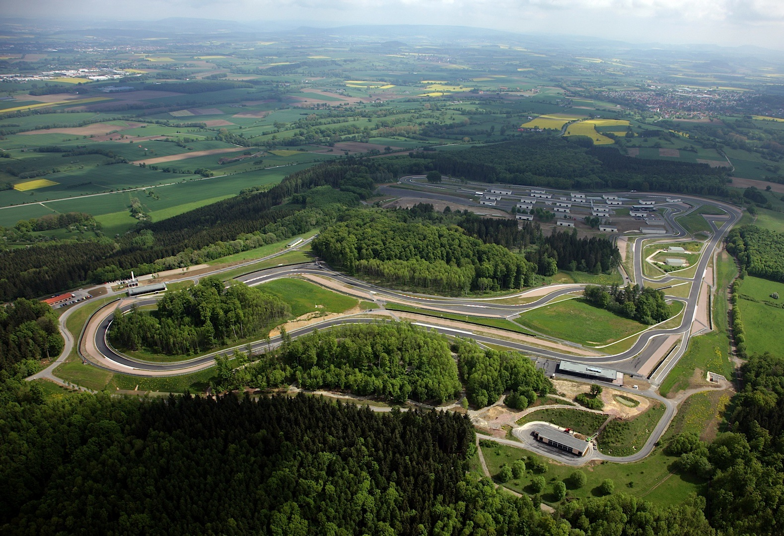 Bilster Berg racetrack