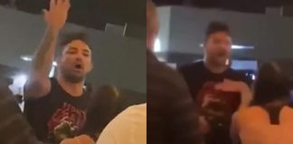 Mike perry bar fight